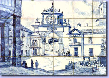 Conocer sevilla sevilla informacion grupo arte sacro for Todo pintura sevilla